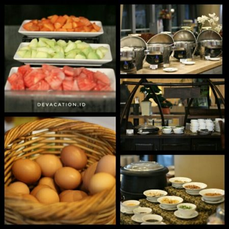 the kitchen resto - hotel horison pekalongan